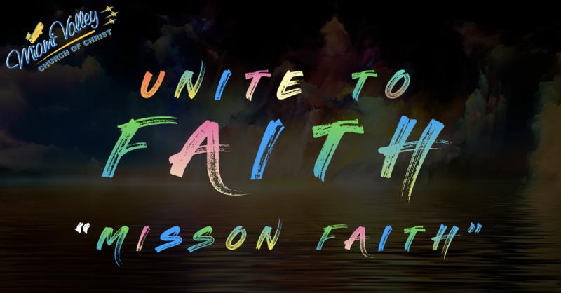 """""""Mission Faith"""""""