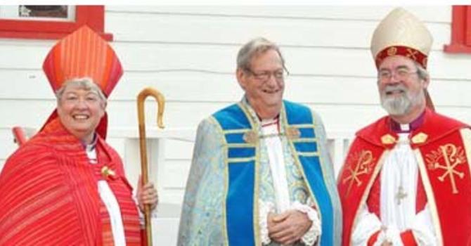 Memorial Service for Bishop Jim Cruickshank