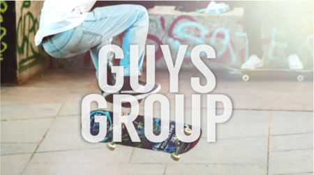 Elevate Preteens: GUYS GROUP  Gr 5 -7