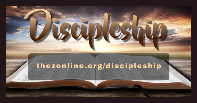 Discipleship: Gospel Invitation image