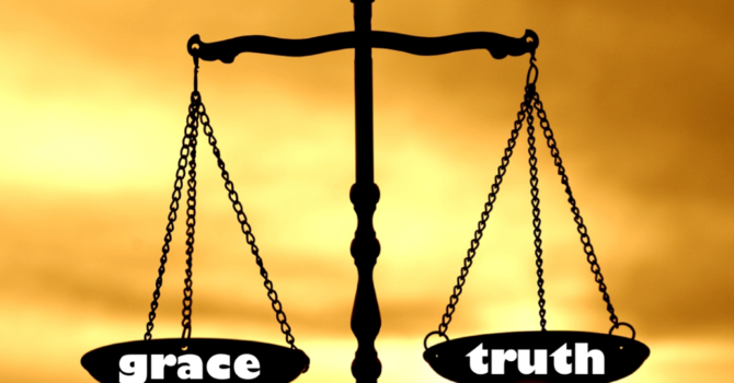 Receiving Grace and Truth image