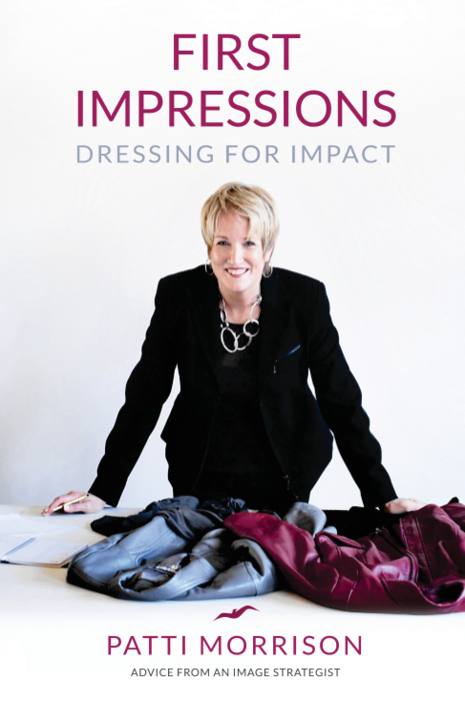 FIRST IMPRESSIONS:  DRESSING FOR IMPACT                          $15