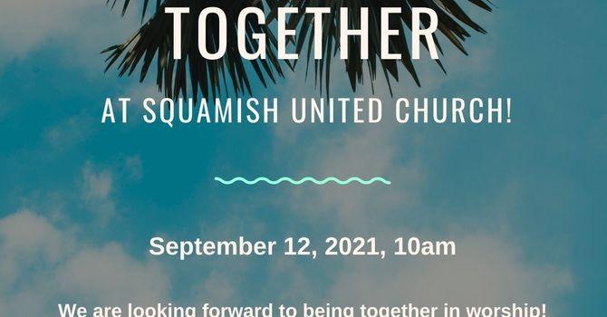 Sunday Service - July 12th
