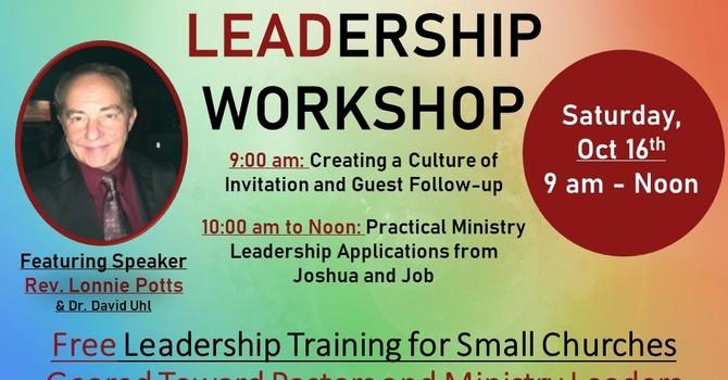 Impact 2021:  Leadership Workshop