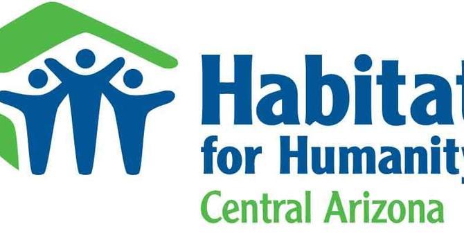 Habitat for Humanity Build Starting image