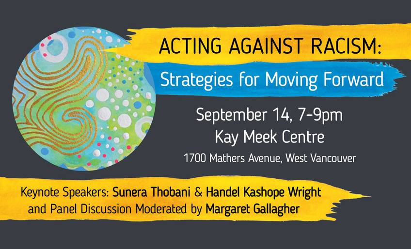 Acting Against Racism - North Shore