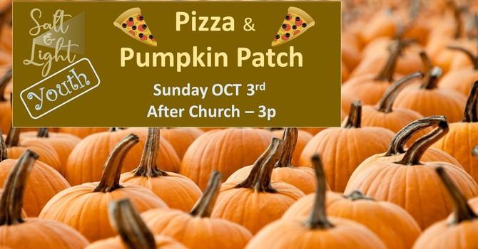 Salt & Light Youth: Pizza & Pumpkin Patch