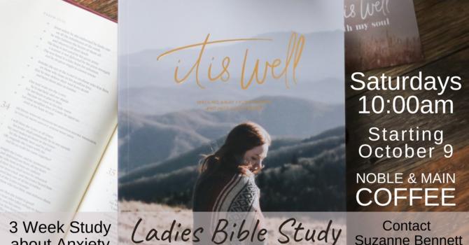 Ladies Bible Study