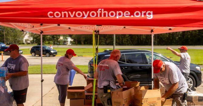 Convoy of Hope Updates image