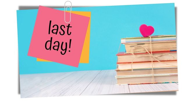 Last Day to Submit Reading Sheets