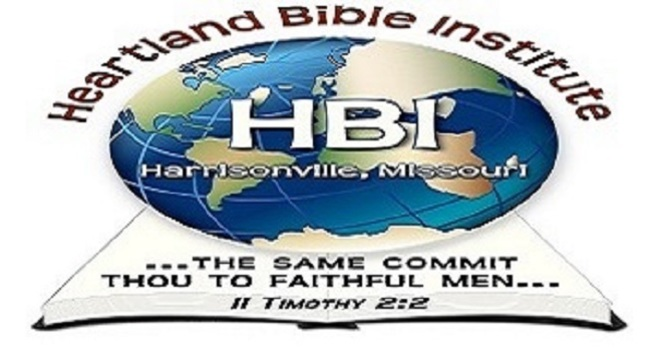 Heartland Bible Institute Registration Open Now!