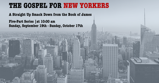 The Gospel for New Yorkers