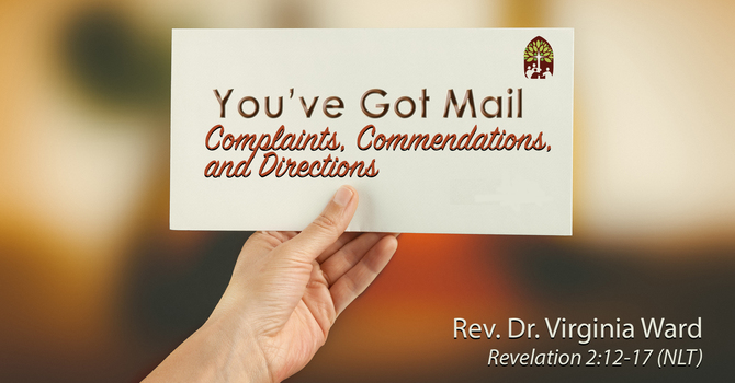 You've Got Mail: Complaints, Commendations, and Directions
