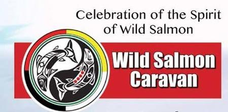 Support the 2016 Wild Salmon Caravan