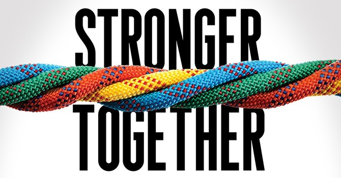 Stronger Together Part 1