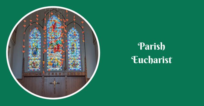 Parish Eucharist - September 19, 2021 image