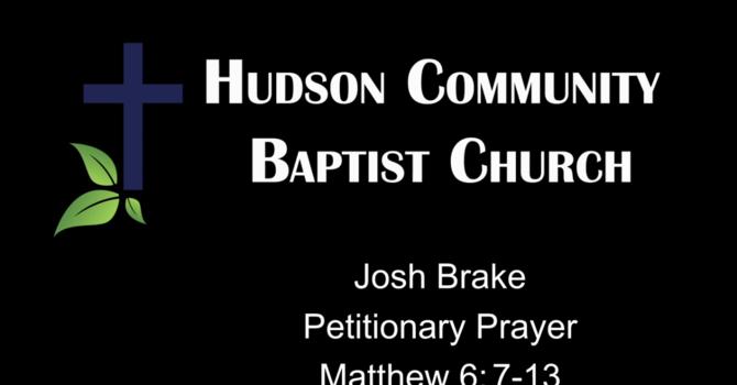 Petitionary Prayer
