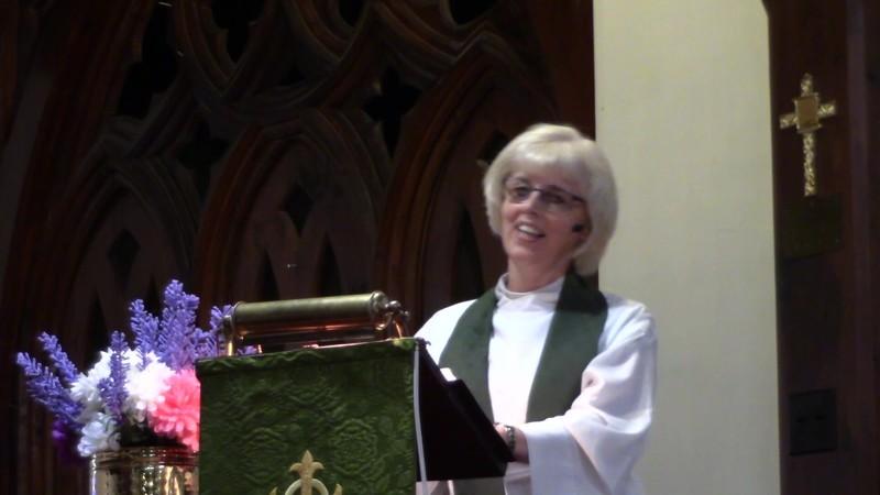Sermon 17th Sunday after Pentecost, Sept. 19, 2021