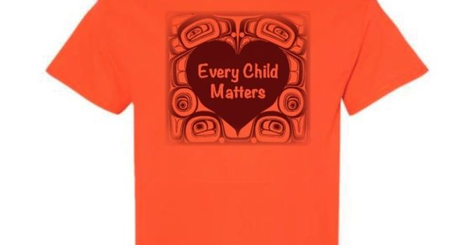 Resources for Orange Shirt Day image