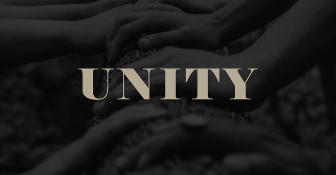 In Unity Not Uniformity