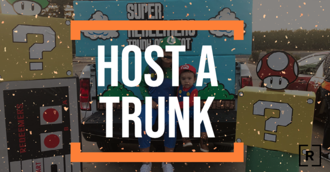 Host a Trunk image