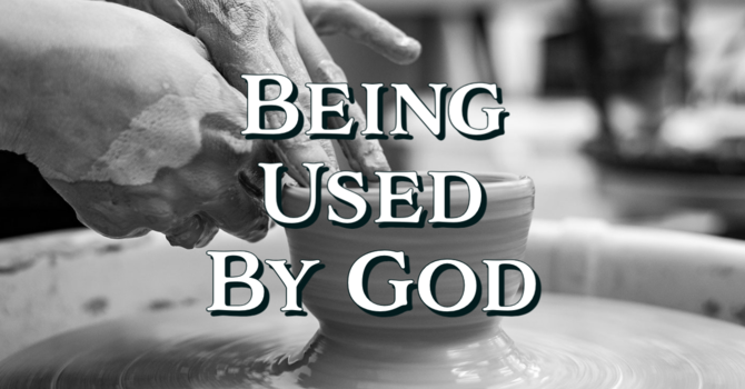 Being Used By God image