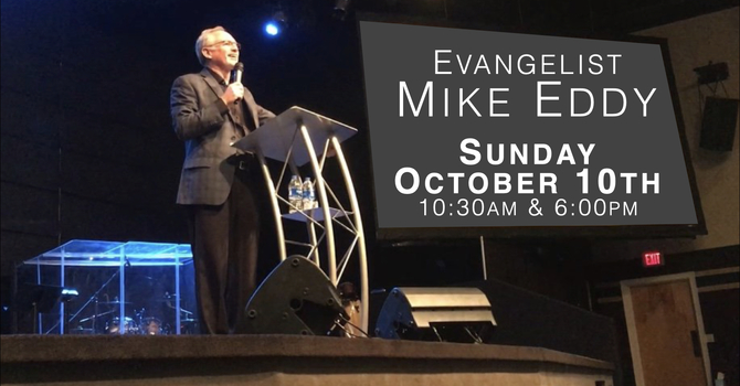Guest Speaker Mike Eddy