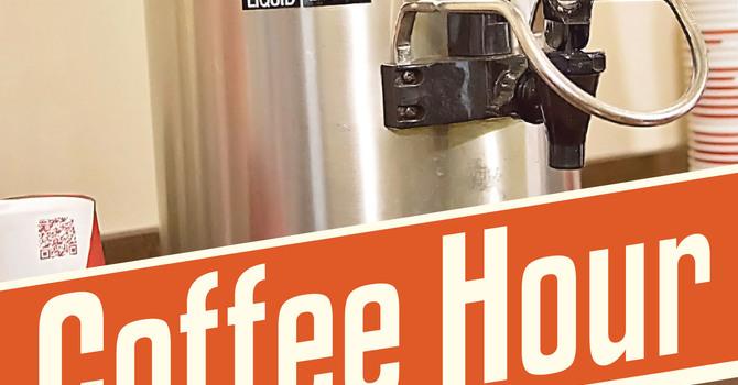 COFFEE HOUR HOST