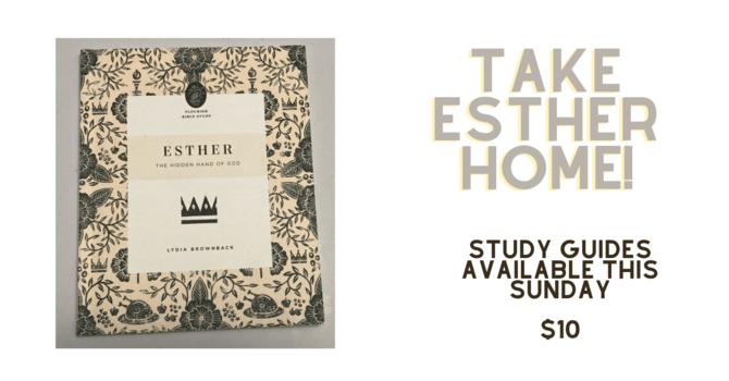Take Esther Home! image