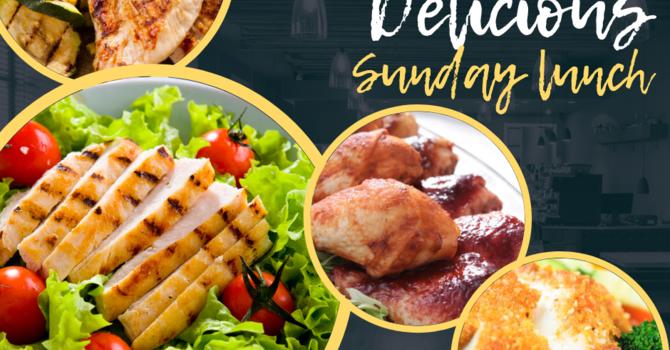Third Sunday Community Lunch