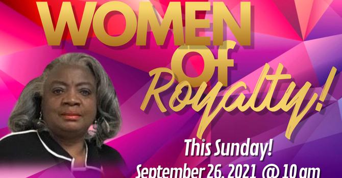 Women of Royalty 2021