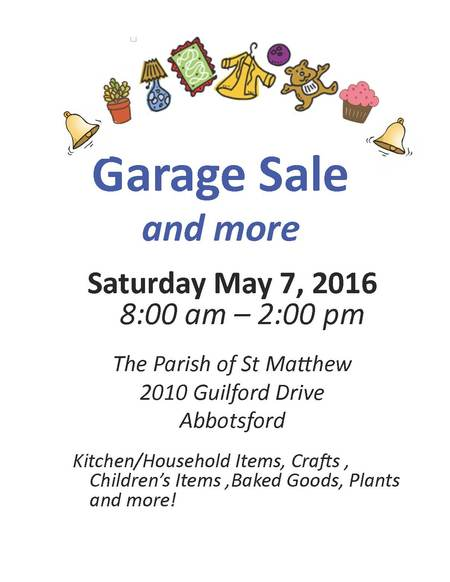 Repair and Raise the Bell Fundraising Sale