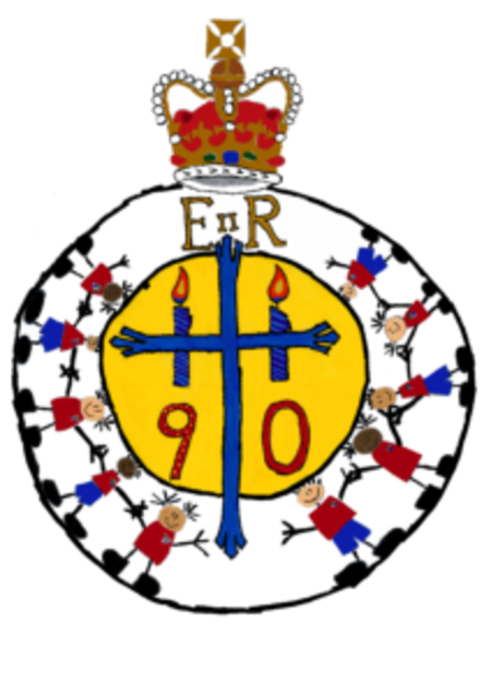 Evensong for the Queen's 90th
