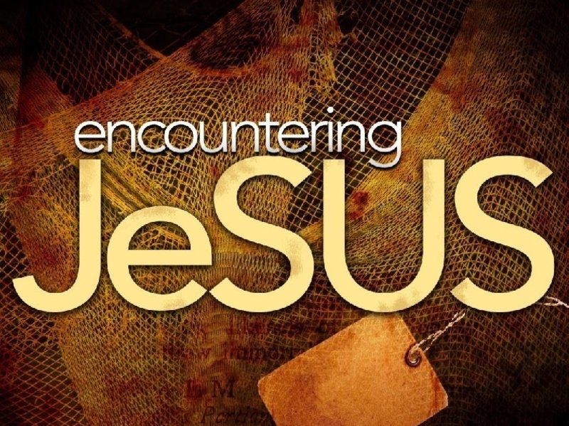 Two 'Covert' Encounters With Jesus
