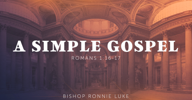 A Simple Gospel