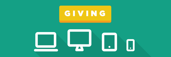 3 Ways to Give