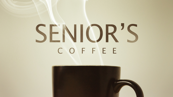 Seniors' Coffee