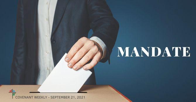 Mandate image