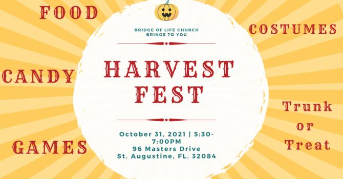 Trunk or Treat Harvest Fest