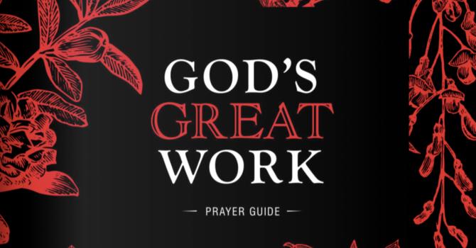 30 Days of Prayer & Fasting