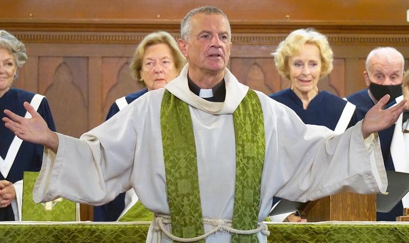 """I Have One More Sermon to Preach"""