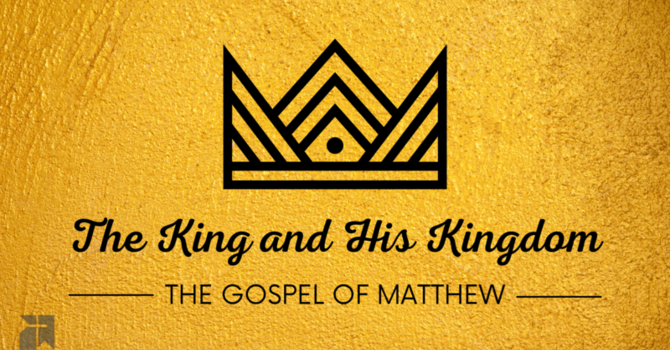 Jesus Inaugurates a New & Better Kingdom image