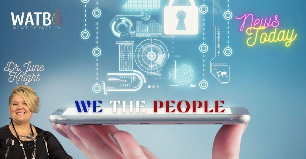 WE THE PEOPLE - Circular Economy - Internet of Things, REVELATION