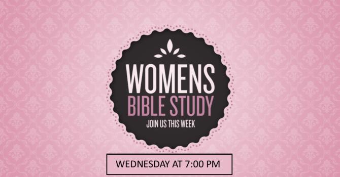 Women's Wednesday Night Bible Study