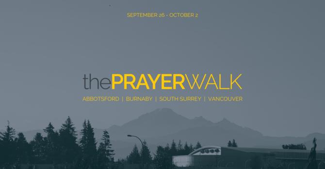 Abbotsford Prayer Walk