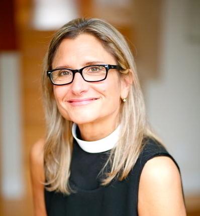 The Rev. Melanie Calabrigo