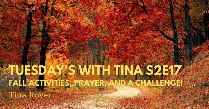 Tuesday's With Tina S2E17