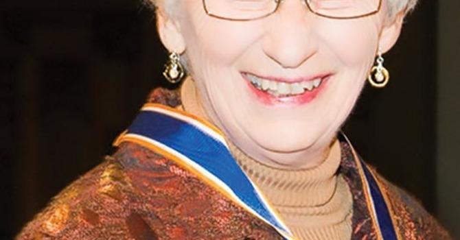 Roberta Irene Foxall, ODNW image