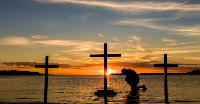 On Our Knees for Jesus image