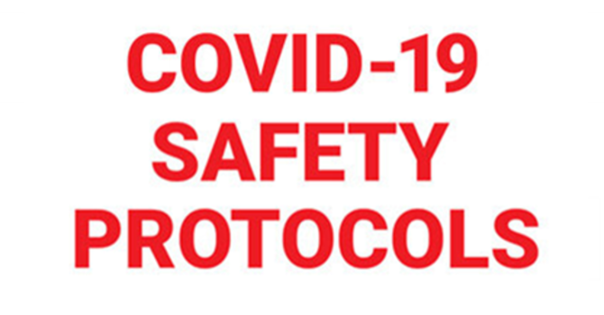 Our Current Covid 19 Protocols image